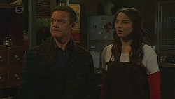 Paul Robinson, Kate Ramsay in Neighbours Episode 6487
