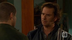 Toadie Rebecchi, Lucas Fitzgerald in Neighbours Episode 6488