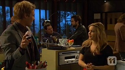 Andrew Robinson, Natasha Williams in Neighbours Episode 6488