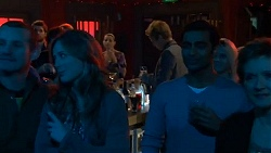 Toadie Rebecchi, Sonya Mitchell, Andrew Robinson, Ajay Kapoor, Susan Kennedy in Neighbours Episode 6488