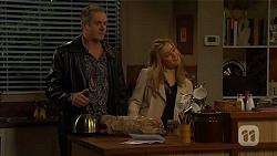 Karl Kennedy, Natasha Williams in Neighbours Episode 6488