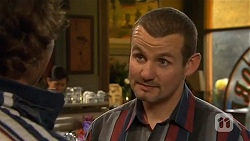 Lucas Fitzgerald, Toadie Rebecchi in Neighbours Episode 6488