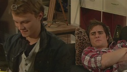 Harley Canning, Kyle Canning in Neighbours Episode 6489
