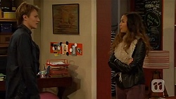 Harley Canning, Jade Mitchell in Neighbours Episode 6490