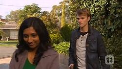 Priya Kapoor, Harley Canning in Neighbours Episode 6490
