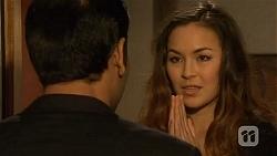 Ajay Kapoor, Jade Mitchell in Neighbours Episode 6490