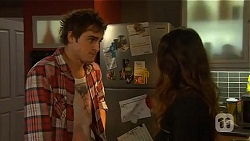 Kyle Canning, Jade Mitchell in Neighbours Episode 6490
