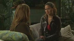Sonya Mitchell, Jade Mitchell in Neighbours Episode 6491