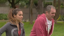 Jade Mitchell, Karl Kennedy in Neighbours Episode 6491
