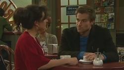 Vanessa Villante, Rhys Lawson in Neighbours Episode 6491