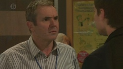 Karl Kennedy, Rhys Lawson in Neighbours Episode 6491