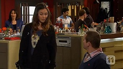 Jade Mitchell, Toadie Rebecchi in Neighbours Episode 6492