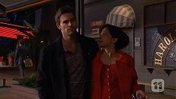 Rhys Lawson, Vanessa Villante in Neighbours Episode 6493
