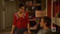 Vanessa Villante, Rhys Lawson in Neighbours Episode 6493