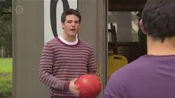 Chris Pappas, Aidan Foster in Neighbours Episode 6494