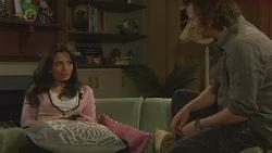 Vanessa Villante, Lucas Fitzgerald in Neighbours Episode 6494
