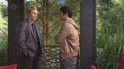 Andrew Robinson, Aidan Foster in Neighbours Episode 6494