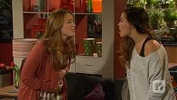 Sonya Mitchell, Jade Mitchell in Neighbours Episode 6495