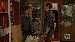 Harley Canning, Kyle Canning in Neighbours Episode 6495