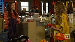 Kate Ramsay, Sonya Mitchell in Neighbours Episode 6495