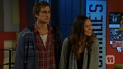 Kyle Canning, Jade Mitchell in Neighbours Episode 6495
