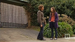 Lucas Fitzgerald, Kate Ramsay in Neighbours Episode 6495