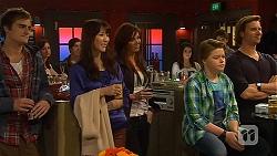 Kyle Canning, Callum Jones, Lucas Fitzgerald in Neighbours Episode 6495