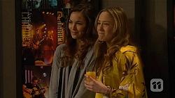 Jade Mitchell, Sonya Mitchell in Neighbours Episode 6495