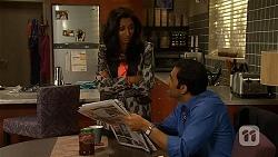 Priya Kapoor, Ajay Kapoor in Neighbours Episode 6496