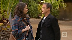 Kate Ramsay, Paul Robinson in Neighbours Episode 6496
