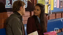 Harley Canning, Rani Kapoor in Neighbours Episode 6496