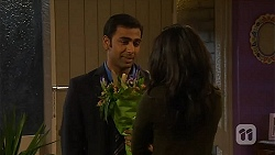 Ajay Kapoor, Priya Kapoor in Neighbours Episode 6496