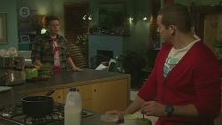 Callum Jones, Toadie Rebecchi in Neighbours Episode 6497