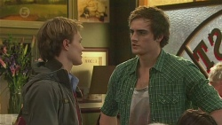 Harley Canning, Kyle Canning in Neighbours Episode 6497