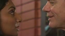 Priya Kapoor, Paul Robinson in Neighbours Episode 6497