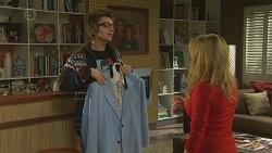 Ed Lee, Natasha Williams in Neighbours Episode 6497