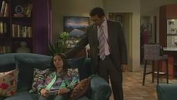 Rani Kapoor, Ajay Kapoor in Neighbours Episode 6497