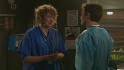 Jessica Girwood, Rhys Lawson in Neighbours Episode 6499