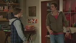 Callum Jones, Kyle Canning in Neighbours Episode 6499