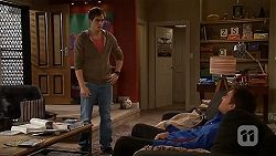 Kyle Canning, Rhys Lawson in Neighbours Episode 6500