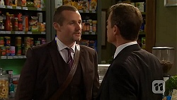 Toadie Rebecchi, Paul Robinson in Neighbours Episode 6500