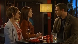 Susan Kennedy, Summer Hoyland, Bradley Fox in Neighbours Episode 6503