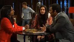 Priya Kapoor, Rani Kapoor, Ajay Kapoor in Neighbours Episode 6503