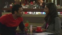 Ajay Kapoor, Priya Kapoor in Neighbours Episode 6504