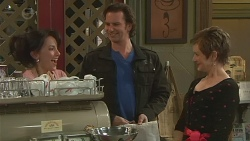 Vanessa Villante, Lucas Fitzgerald, Susan Kennedy in Neighbours Episode 6504