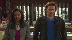 Priya Kapoor, Lucas Fitzgerald in Neighbours Episode 6504