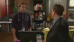 Rhys Lawson, Paul Robinson in Neighbours Episode 6504