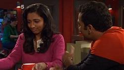 Priya Kapoor, Ajay Kapoor in Neighbours Episode 6505