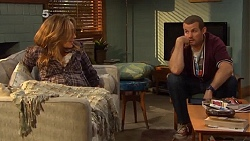 Sonya Mitchell, Toadie Rebecchi in Neighbours Episode 6505