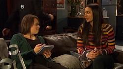 Sophie Ramsay, Rani Kapoor in Neighbours Episode 6505